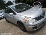 Nissan Versa 2008 Silver   Cars for sale in Lagos State, Ikeja