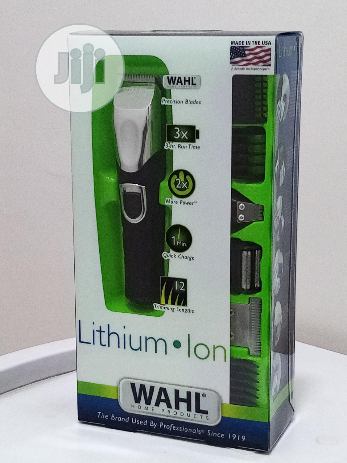 Wahl Lithium Ion Multifunctional Clipper