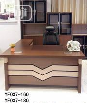 1.6 Executive Wooden Table With Mobil Drawer | Furniture for sale in Lagos State, Ojo