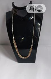 Silver And Gold Chain | Jewelry for sale in Lagos State, Agboyi/Ketu