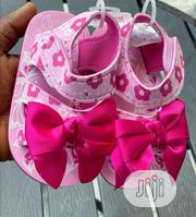 Baby Girl Bow Tie Sandals | Children's Shoes for sale in Lagos State, Alimosho