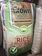 Crown Gd Parboiled Rice   Meals & Drinks for sale in Lagos State, Alimosho