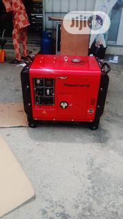 Power Camp 7.5kva Copper Sound Proof Generator | Electrical Equipment for sale in Lagos State, Ojo