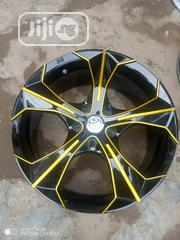 18inch Yellow Design Rim | Vehicle Parts & Accessories for sale in Lagos State, Mushin