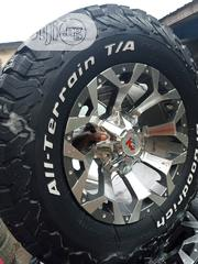 Brand 20rim for Hilux | Vehicle Parts & Accessories for sale in Lagos State, Mushin