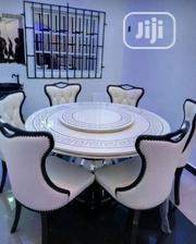 A Set Of Round Marble Dining Table | Furniture for sale in Lagos State, Maryland