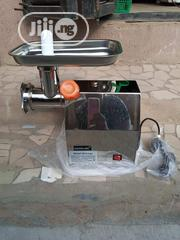 Meat Grinder Stainless Body Size 12 | Kitchen Appliances for sale in Lagos State, Ojo