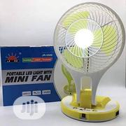 Rechargeable Mini Fan With Led | Home Appliances for sale in Lagos State, Lagos Island