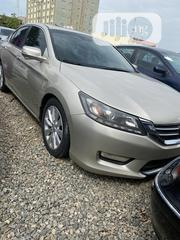 Honda Accord 2013 Gold | Cars for sale in Abuja (FCT) State, Central Business Dis