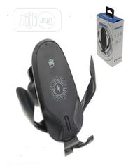 New 10w Qi Wireless Bracket Car Phone Charger | Accessories for Mobile Phones & Tablets for sale in Ondo State, Akure