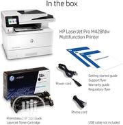 HP Laserjet Pro Multifunction M428fdw Wireless Laser Printer | Printers & Scanners for sale in Lagos State, Ikeja