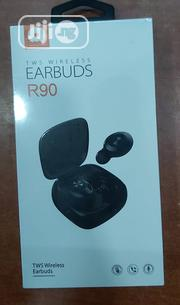 Wireless Earbuds R90 | Headphones for sale in Oyo State, Akinyele