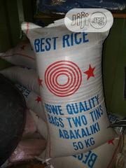 50kg And 25kg Bags Of Local Rice Amazing Prices | Meals & Drinks for sale in Enugu State, Enugu