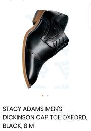 Stacy Adams Men's Dickinson Cap Toe Oxford, | Clothing Accessories for sale in Lagos State, Ikorodu