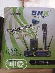 Bnk Wireless Mic | Audio & Music Equipment for sale in Abuja (FCT) State, Wuse 2