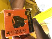 Fast Charging Adapter, Inbuilt Surge Protector, Charges 2 Devices. | Accessories for Mobile Phones & Tablets for sale in Lagos State, Ikeja