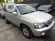 Toyota Highlander 2005 Limited V6 Silver | Cars for sale in Lagos State, Ikeja
