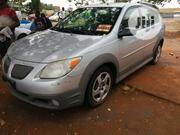 Pontiac Vibe 2006 AWD Silver | Cars for sale in Lagos State, Ikeja