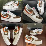Louis VUITTON X Air Force 1 Custom | Shoes for sale in Lagos State, Lagos Island