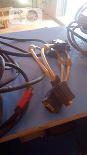 VGA To VGA & HDMI To HDMI Cables | Accessories & Supplies for Electronics for sale in Oyo State, Egbeda