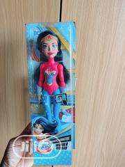 """DC Super Hero Girls Wonder Woman 12"""" Action Doll 