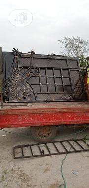 Wrought Iron Gate Delivery | Doors for sale in Ondo State, Akure