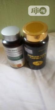 Ginseng Immune Herbal Vital Capsules | Sexual Wellness for sale in Lagos State, Ikeja