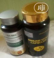 Ginseng Cordyceps And Immune Vital Capsules | Sexual Wellness for sale in Lagos State, Ibeju