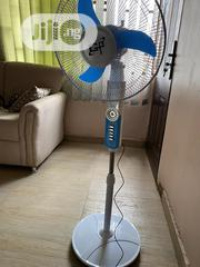 GP Solar Fan Available Both AC And DC And Also Rechargeable   Solar Energy for sale in Lagos State, Ajah