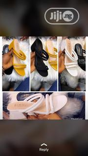 Simi London Block Heels Slippers | Shoes for sale in Lagos State, Lagos Island