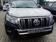 New Toyota Land Cruiser Prado 2019 Black | Cars for sale in Rivers State, Obio-Akpor