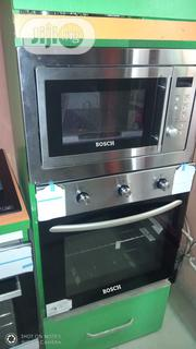 Bosch Built in Oven and Microwave 60cm | Kitchen Appliances for sale in Lagos State, Ojo