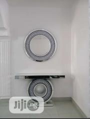 Silver Mirror Console | Home Accessories for sale in Lagos State, Gbagada