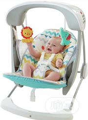 Fitchbaby Rainforest Friends Mobile Swing & Seat | Children's Gear & Safety for sale in Lagos State, Alimosho