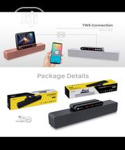 New Rixing NR-5017 TWS Connection Soudbar Wireless Bluetooth Speaker | Audio & Music Equipment for sale in Lagos State, Ikeja