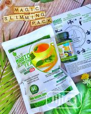 Slimming Tea and Capsule. Wholesale Order 100pcs. Min. | Vitamins & Supplements for sale in Lagos State, Ikeja