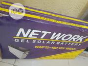 12v 180ah Network Battery Available | Solar Energy for sale in Lagos State, Ojo