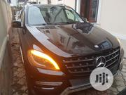 Mercedes-Benz M Class 2013 Black   Cars for sale in Lagos State, Amuwo-Odofin