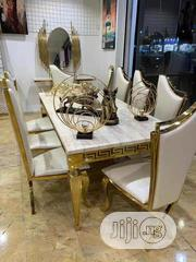 Dinning Table By 6 Chairs | Furniture for sale in Lagos State, Ikeja