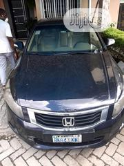 Honda Accord 2008 2.0 Comfort Automatic Black | Cars for sale in Lagos State, Lekki Phase 1