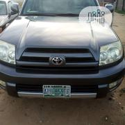 Toyota 4-Runner 2004 Limited 4x4 Gray | Cars for sale in Rivers State, Port-Harcourt
