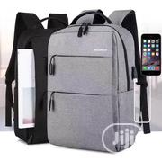 Smart Laptop Backpack With USB Port | Bags for sale in Lagos State, Ikeja
