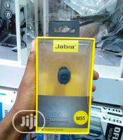 Jabra M55 Wireless Bluetooth Earpiece With Wind-noise Reduction   Headphones for sale in Lagos State, Ikeja
