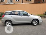 Toyota Matrix 2004 Silver | Cars for sale in Lagos State, Agege