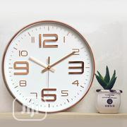Modern Design Brief 12 Inch Needle Wall Clock | Home Accessories for sale in Lagos State, Lagos Island