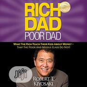 Rich Dad Poor Dad | Books & Games for sale in Lagos State, Surulere