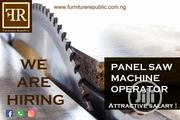 Panel Saw Machine Operator | Construction & Skilled trade Jobs for sale in Abuja (FCT) State, Kado
