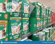 Mamia Ultra Dry Nappies - Sizes 1 To 6 Available | Baby & Child Care for sale in Lagos State, Ikeja