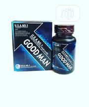 Good Man Male Enhancement And Sexual Health Supplement (U.S.A NO.1) | Sexual Wellness for sale in Ogun State, Ilaro