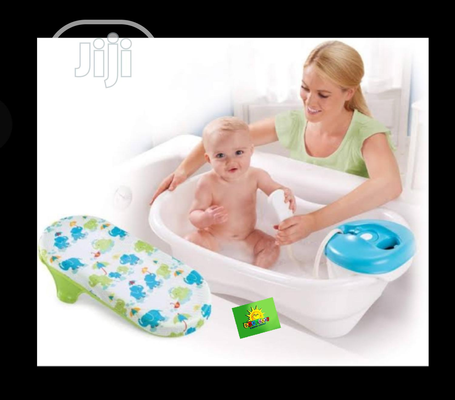 Summer Baby Bath Tub